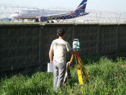 Инженерно геодезические изыскания